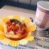 明日明後日は、Blunyさんカフェ、15日から21日はマルイ海老名カフェみ・ほっぺ出店です