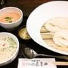 佐藤養助秋田店で稲庭うどんをタイカレーにつけて食べたら美味だった