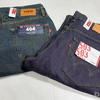 最近太ったから新しいジーンズへ! EDWIN 503 裾上げは必要無いぜ! 404も予備で買った!