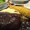 ●ステーキのどんのチョップドプレミアムハンバーグ