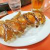 【東京蒲田 歓迎】 肉汁たっぷりの羽付き餃子。私はココの餃子が一番好き