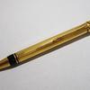 ボールペンの修理 PARKER DUOFOLD  Godron Gold