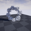 【UE4】Object Space Raymarching (Material Editor)