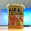 この熊は何ヶ国語を操るのか⁉︎/HARIBO GOLDBÄRENとナッツのお菓子