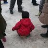 神田小川町雪だるまフェアに参加。からの大雪。