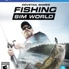 【PS4  Fishing Sim World】