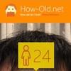 今日の顔年齢測定 91日目