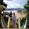 【北部タイ】ミラクルパワーで仏教寺を再建したお坊さんにお告げをされたよ。