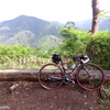 時坂峠 - 鋸山林道