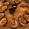 ニューオーリンズの人気レストラン Bourbon Houseで夕食。翌日には近くで発砲事件が起こっていました。