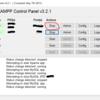 【PHP初歩備忘】 XAMPPで環境構築(ざっくりまとめ)(WINDOWS)