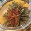 工芸茶①『丹桂瓢香』を堪能