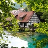 【ブラウトップフ】ドイツ・ウルム近郊ブラウボイレンの神秘的な青い泉。日本のガイドブックに(今のところ)載っていないおすすめ観光スポット!