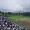 2017夏 秋田の高校野球 今大会初の延長戦を制し 能代松陽が準々決勝へ