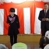 松平健さん川中美幸さんが慰問で来て下さいました☆