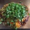 大泉学園「広島焼とし」のお好み焼き