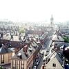 アミアンの美しい街並みと世界遺産の鐘楼
