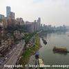 重慶のまったりした一時。 GW重慶市-長江三峡-湖北省の旅(5)