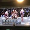 大相撲稀勢場所二日目。