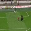 FIFA20、ニアに強いシュートを蹴り込むと強いかも?