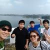台湾、台南を歩く環境土木学科