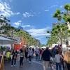 フランクフルトの食いしん坊通りのお祭り、Freßgass Festを楽しむ