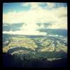 天空の陣馬形山キャンプ