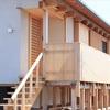 石場建て伝統構法 −徳島の家−