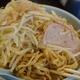 「ラーメン弐豚」豚そば肉増し