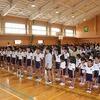 全校合唱練習 田んぼに水入れ 不審者対応訓練