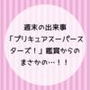 週末の出来事♪「プリキュアスーパースターズ!」映画鑑賞からのまさかの…!!