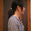 かわいこぶらない束ね髪にするヘアクセサリー