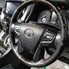 自動車内装修理#290 トヨタ/ヴェルファイア 革ハンドル/ステアリング 劣化・擦れ・表皮剥がれ補修