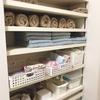 進級に向けて。保育園の準備がしやすい収納の見直し。