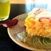 【雑穀料理】混ぜるだけでおしゃれなスイーツに大変身!見た目も鮮やかな寒天ケーキの作り方・レシピ【大豆】