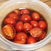 【今日のごはん】漬けるだけで美味しくなるトマト