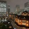 A12Bionicチップがスゴい!iPhone XS Maxで夜の東京駅を撮る【2018.9.21】