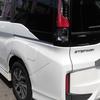 ステップワゴン スパーダ 車両保険を使った修理の詳細と保険会社との協定、写真 初年度H29年、型式RP3