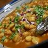 【インド料理レシピ】ググニ ~ ひよこ豆とジャガイモのカレー