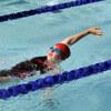 初級背泳ぎ