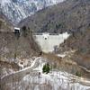 北海道ダム巡り 河西郡中札内村 札内川ダムとピョウタンの滝
