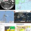【台風5号の卵】日本の南西には台風の卵である熱帯低気圧(98W)が存在!気象庁の予想では17日03時までに台風5号『ダナス』となる見込み!気象庁・米軍・ヨーロッパの進路予想は?
