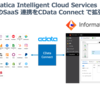 Informatica Intelligent Cloud Services(IICS)のSaaS 連携をCData Connect で拡張:Hubspot 編