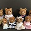 【海外版】マーマレードティアドロップベアー【Marmalade Teardrop Bears】