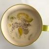 ズボラ節約ご飯~朝食編:豆乳オニオンスープ