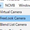 CinemachineのFreeLookCamera(キャラクターの周りを回転する固定されたカメラ)