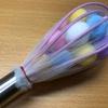 【手作り】キラキラ☆プリキュアアラモード サウンド泡立て器 作りました!!③