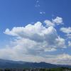 青い空と白い雲~その17『雲フェチシーズン到来!』