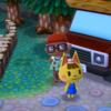 ポケ森   まいこちゃんイベント真っ最中だがたけしのキャンプ場では…