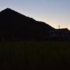 お月見車中泊/自作 バンコン キャンピングカー 〜秋は夕暮れ。夕日の差して山の端いと近うなりたるに〜